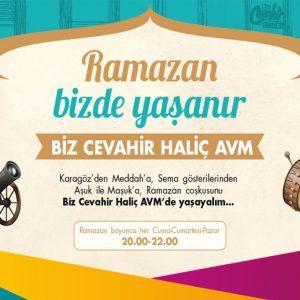 Ramazan Bizde Yaşanır!