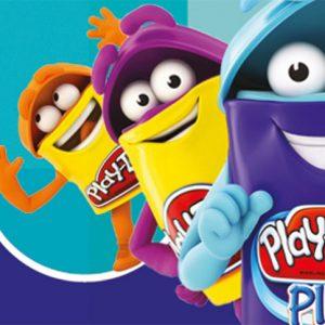 Play-Doh Çocuk Etkinliği